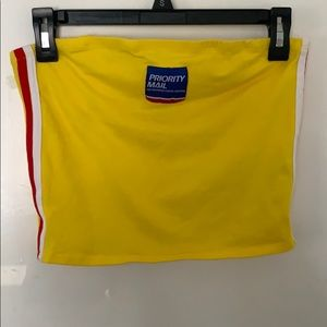 Forever 21 Priority Mail Tube Top